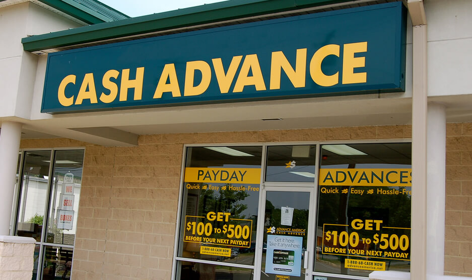 Cash advance near me