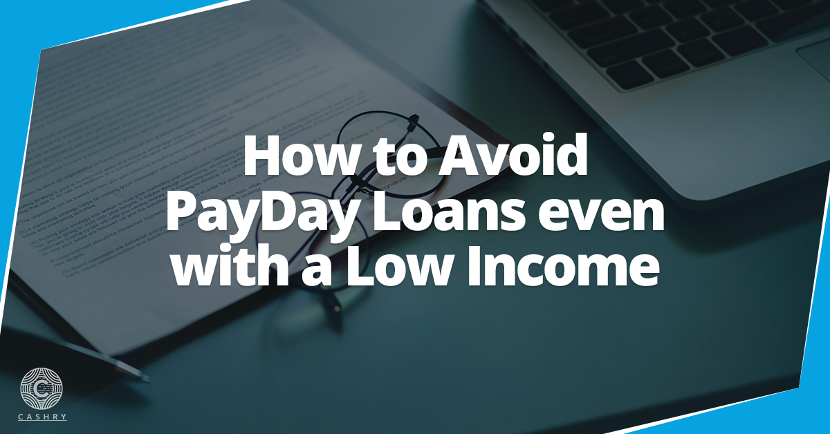 How to Avoid Payday loans