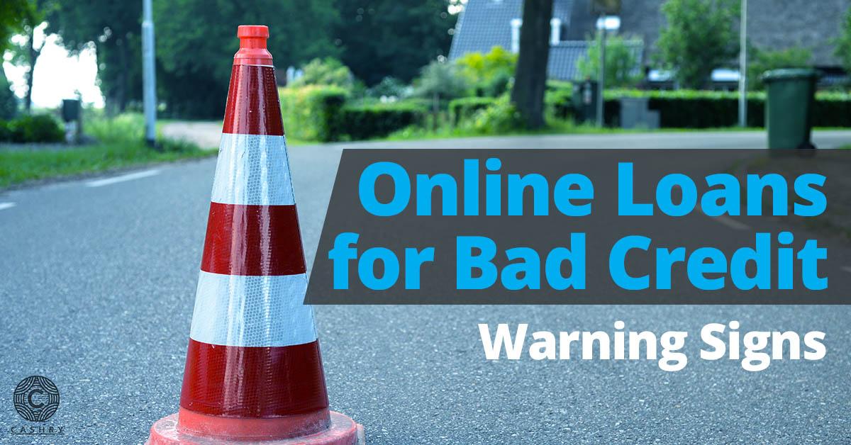 Online Loans for Bad Credit