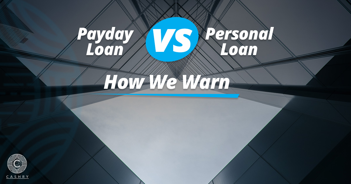 payday loans vs personal loans