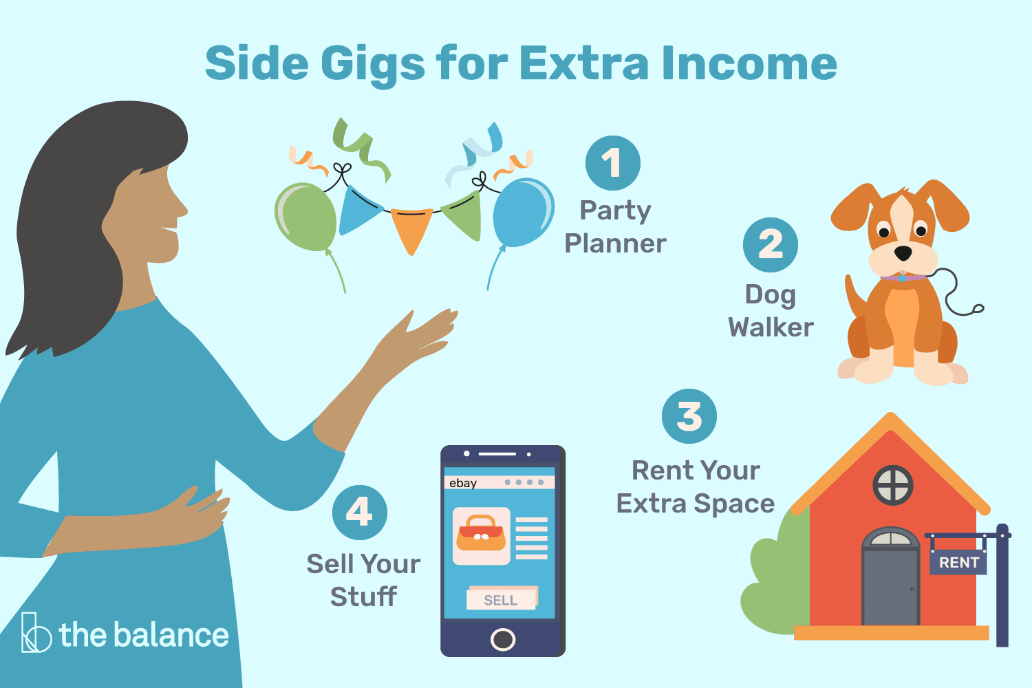Side Gigs for Extra Income