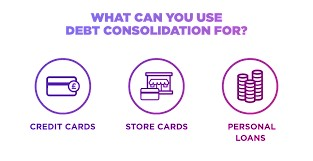 What can I use a Consolidation Loan for?