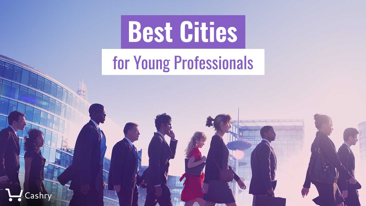 Best Cities for Young Professionals