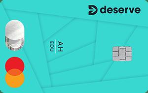 Deserve® EDU Mastercard® For Students