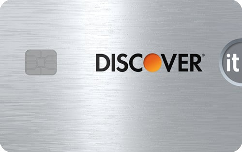 Discover It® Student Chrome Credit Card