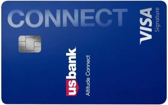 U.S. Bank Altitude Connect Visa Signature Credit Card